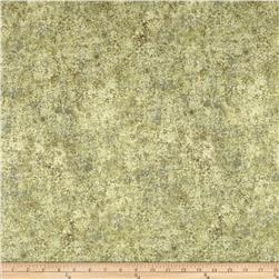 Stonehenge Hidden Valley Flannel Abstract Dots Cream