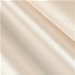 Stretch Satin Organza Eggshell