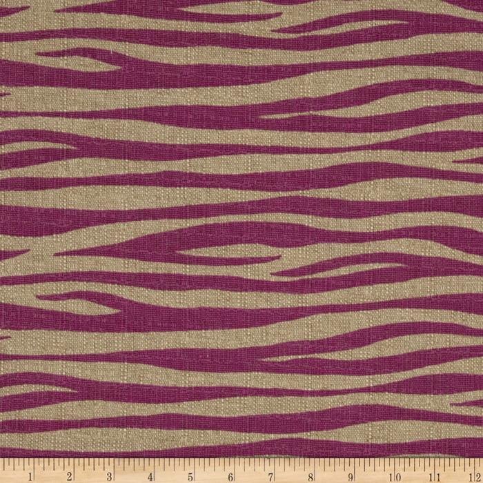 Premier Prints Miami Mystical Fuchsia/Denton