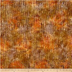 Wilmington Batiks Stepping Stones Orange