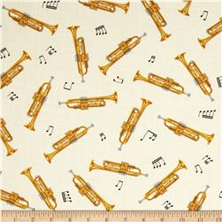 Kaufman In Tune Trumpets Cream