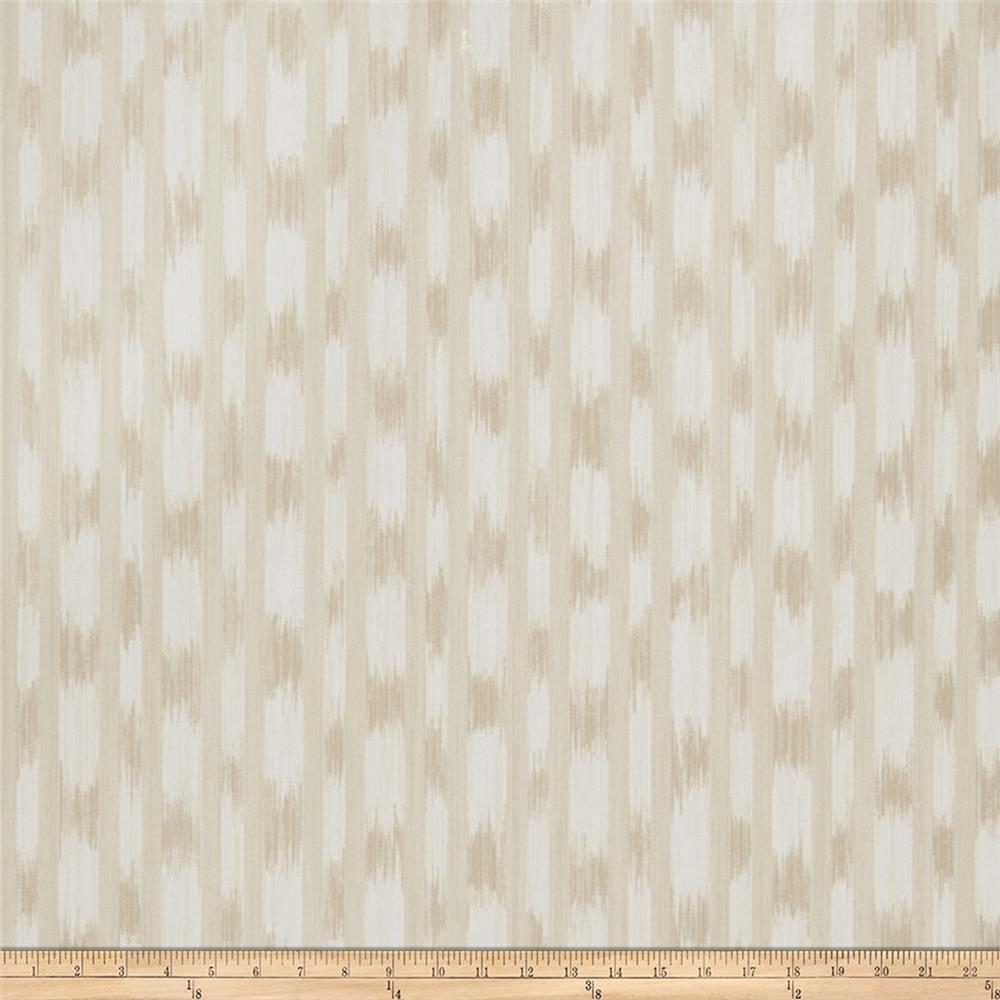 Fabricut Lucienne Wallpaper Bisque (Double Roll)