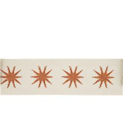"Vern Yip 2"" 03321 Trim Orange"