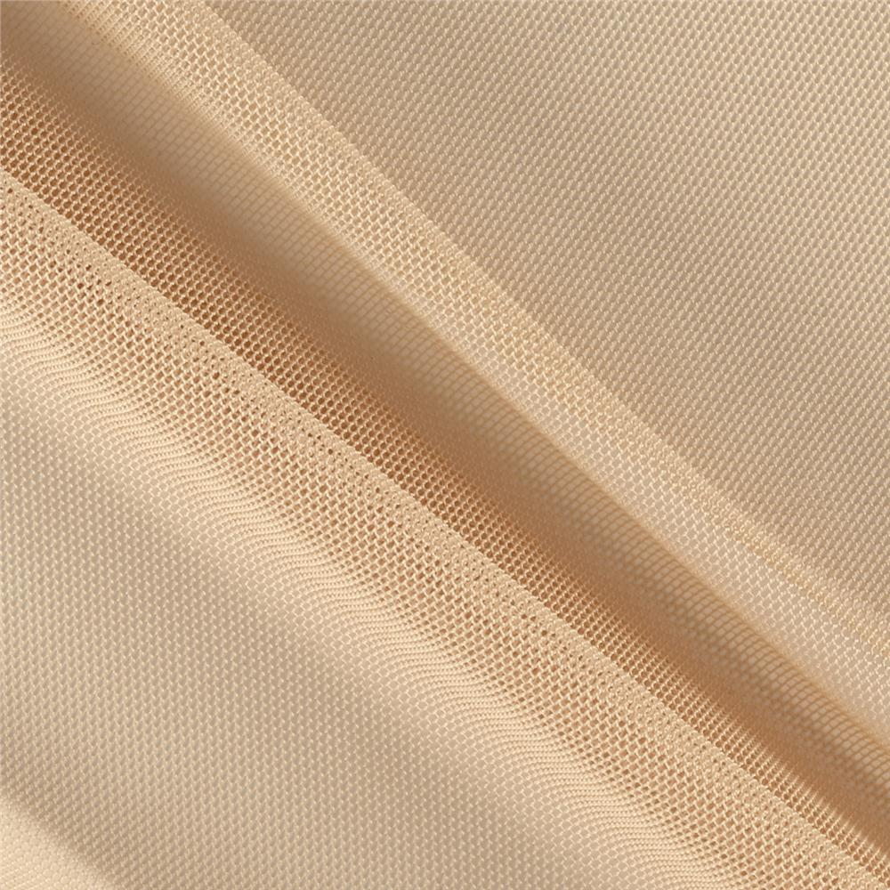 Spandex Stretch Illusion Shaper Mesh Flesh Tone