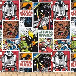 Star Wars Immortals Comic Strip Multi