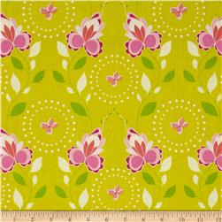 Hot House Flowers Floral Spray Green