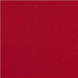 Kaufman Axiom Stretch Microfiber Twill Scarlet Fabric