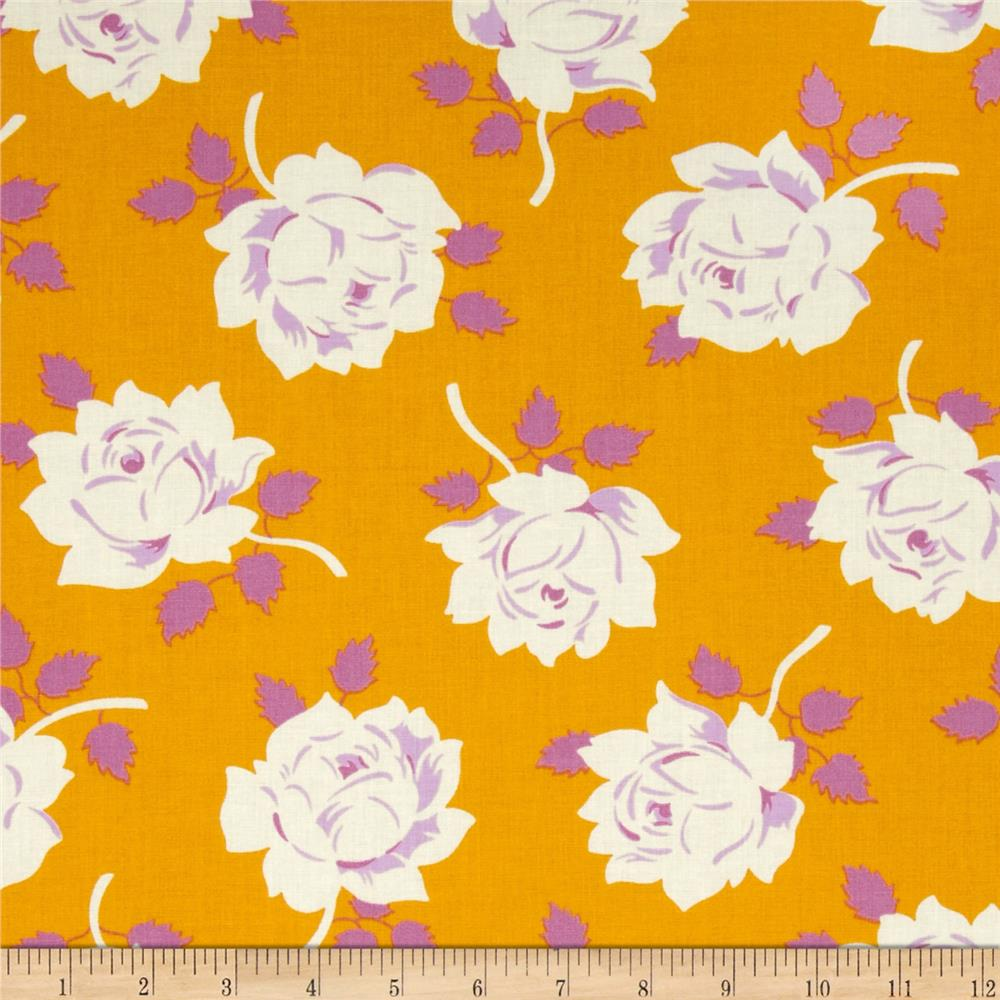 Heather Bailey Lottie Da Vintage Rose Tangerine