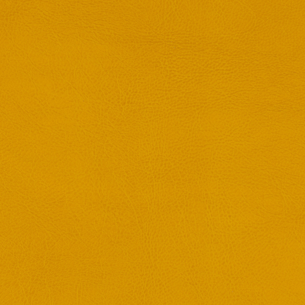 Diversitex Jack Faux Leather Lemon Fabric