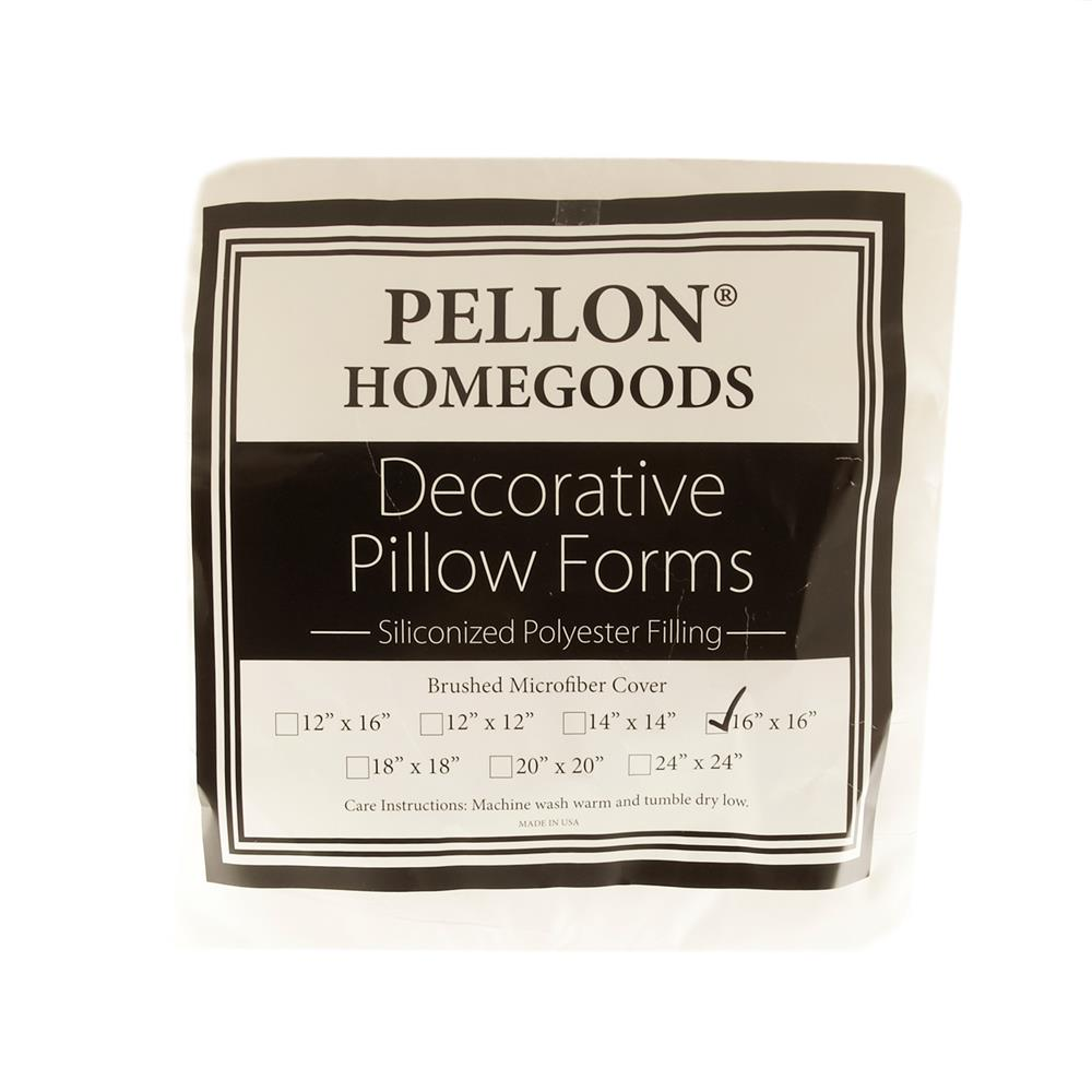Pellon Home Goods Pillow Insert 16