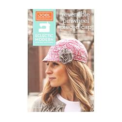 Joel Dewberry Reversible Pinwheel Pieced Cap Pattern