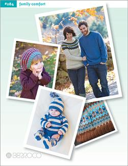 Berroco Family Comfort Pattern Booklet # 284