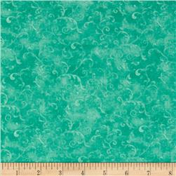 Essentials Filigree Sea Green