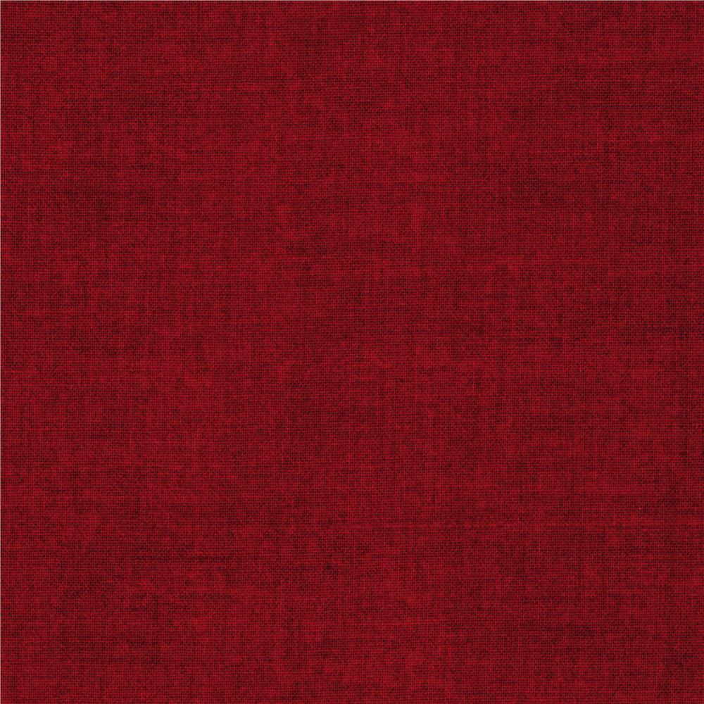 Linen texture red discount designer fabric for Fabric purchase