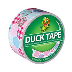 "Patterned Duck Tape 1.88"" x 10yd-Prairie Patchwork"