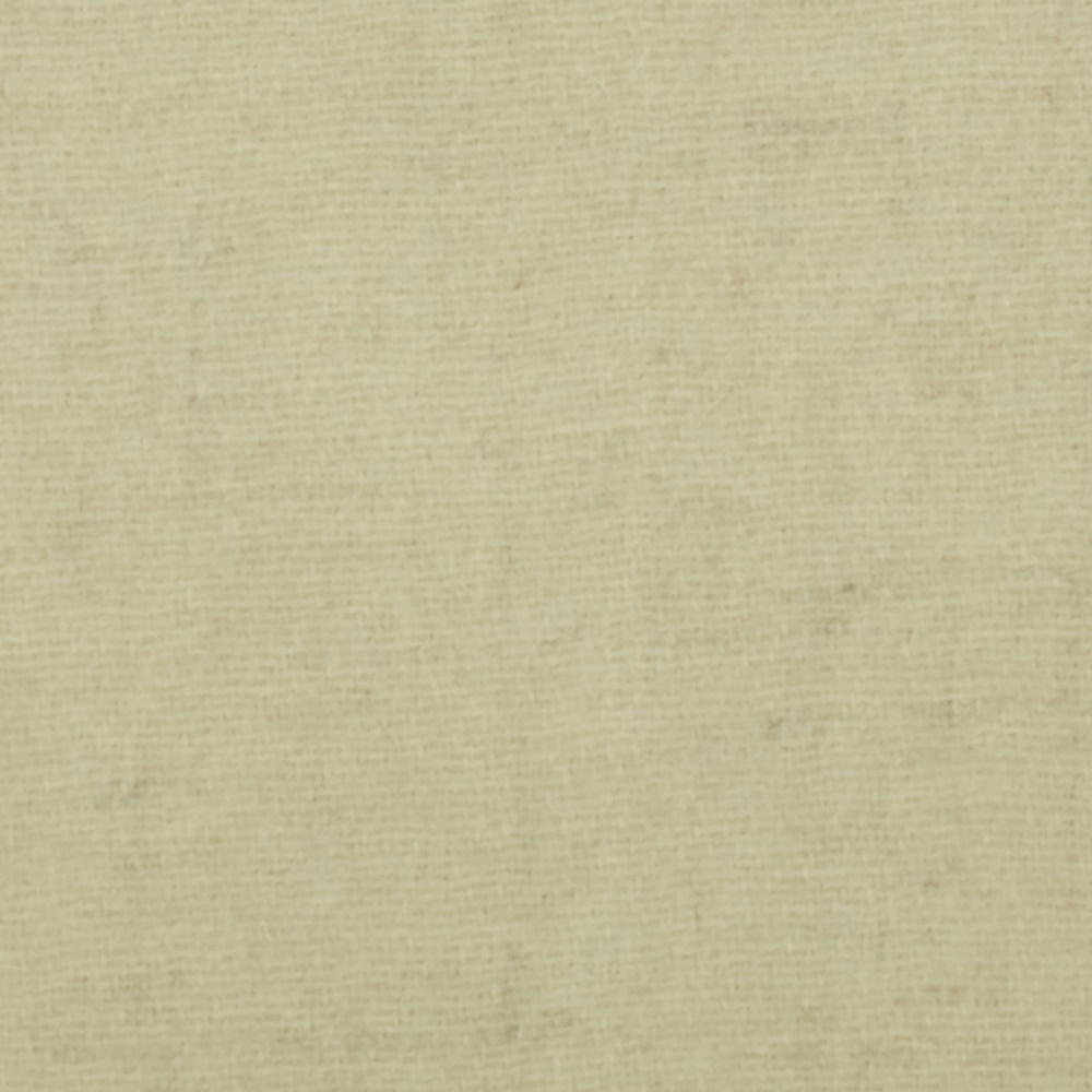 The Season Wool Collection Wool Melton Off White Fabric by Marcus in USA