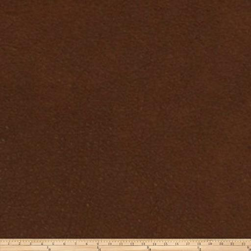 Fabricut Willowdale Faux Leather Chestnut