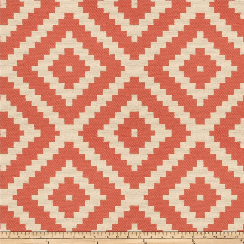 Fabricut grange jacquard adobe discount designer fabric for Where to order fabric