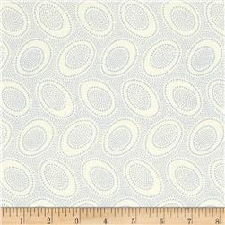 Kaffe Fassett Collective Aboriginal Dot Cream Fabric