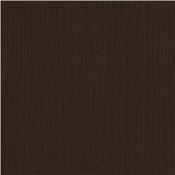 Heathered Polyester Shirting Brown