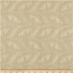 Doily Lace Leaves Tan