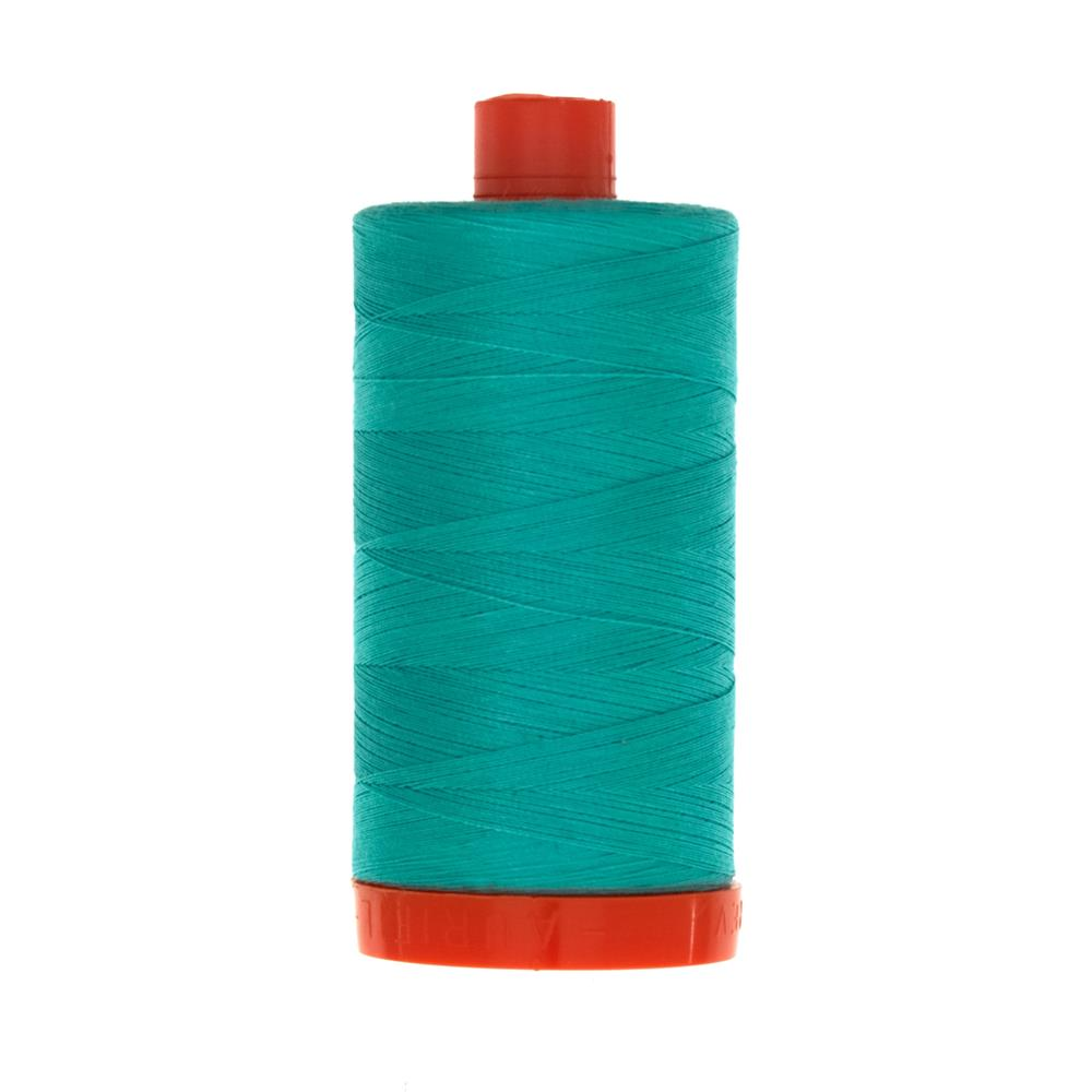 Aurifil Quilting Thread 50wt Light Jade