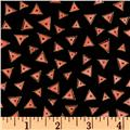Laurel Burch Basics Triangle Black/Red