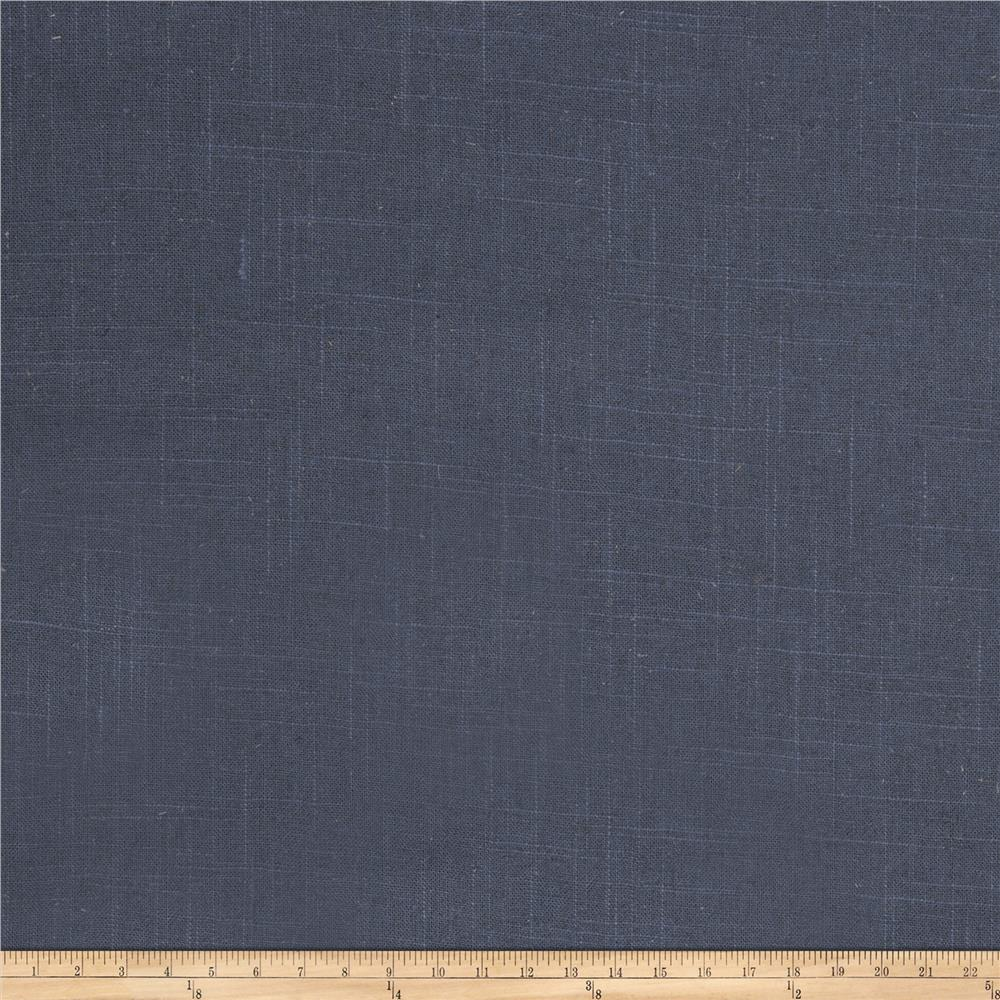Fabricut Neighbor Linen Blend Pacific