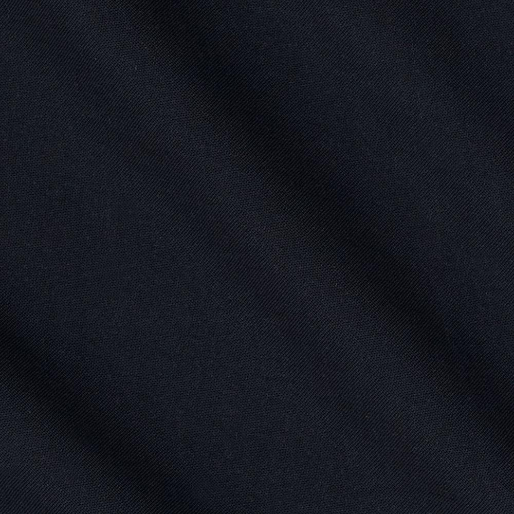 Viscose Rayon Challis Darkest Navy