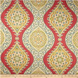 Waverly Moonlit Medallion Twill Golden