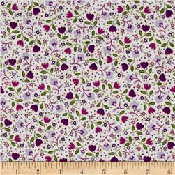 Bonita Small Flowers Cream