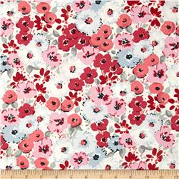 Dear Stella Flirt Bouquet Floral Multi Fabric
