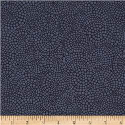 Timeless Treasures Pop Basic Circle Dots Grey