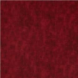 Timeless Treasures Harvest Linen Texture Wine