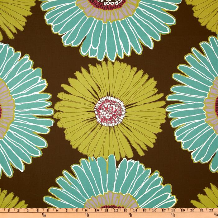 Duralee Home Aurora Sateen Chocolate