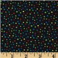 Essentials Petite Dot Black Multi