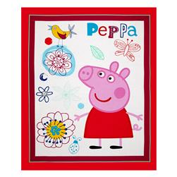 Peppa Pig 36 In. Panel Multi