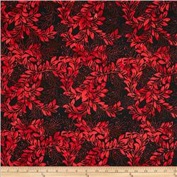 Tonga Batik Rising Sun Bean Stock Luck
