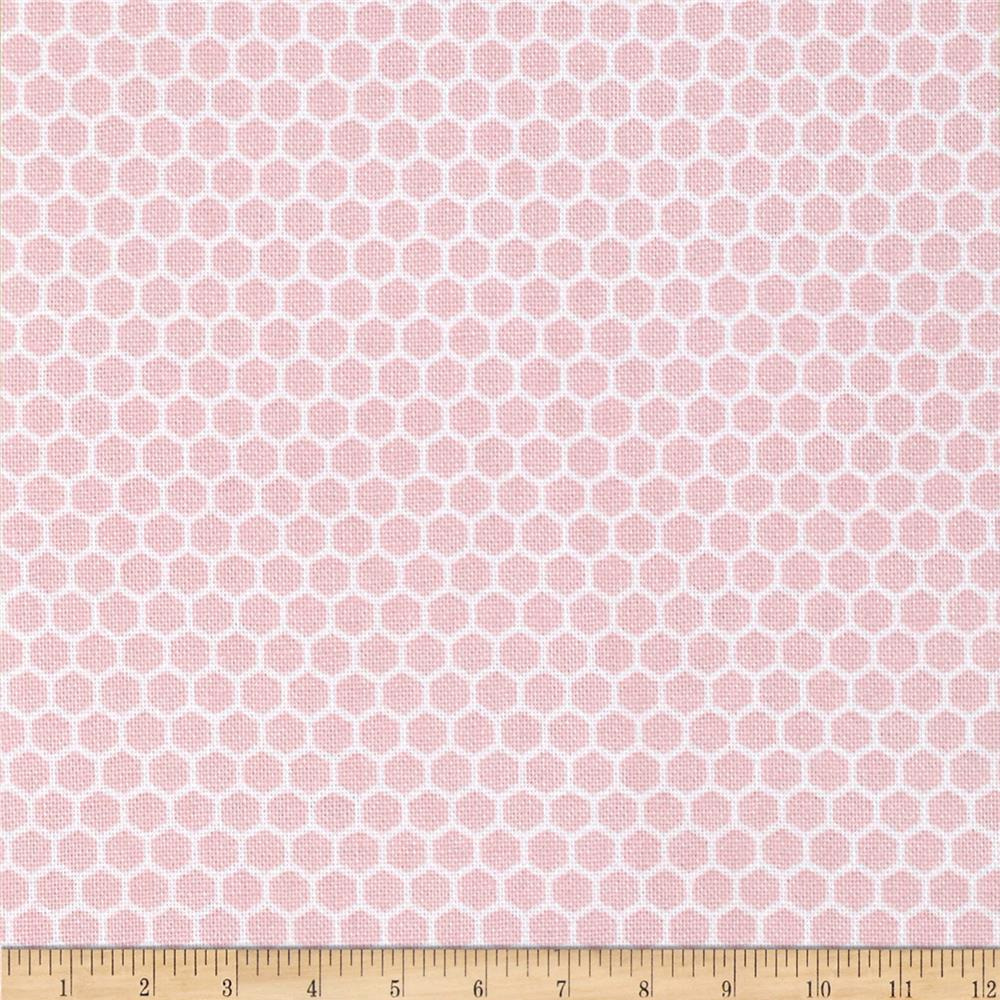 Farm Friends Chicken Wire Pink