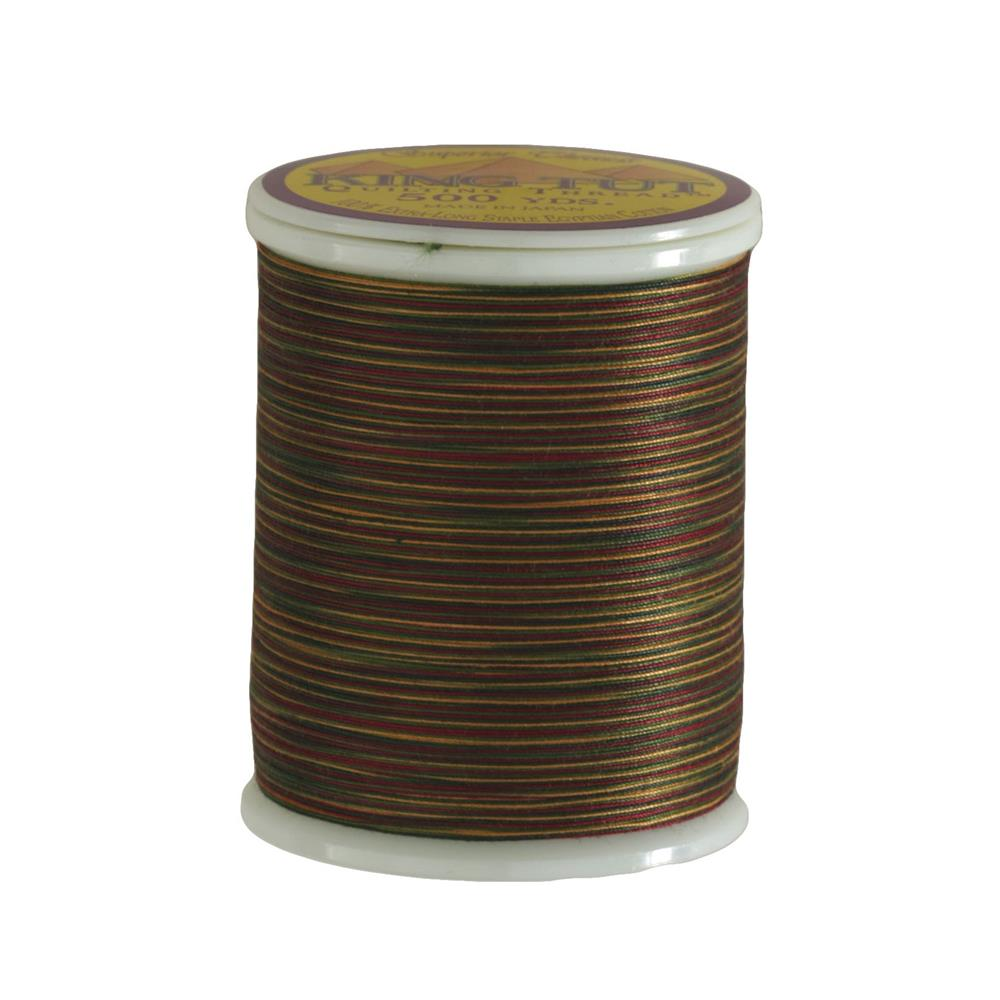 Superior King Tut Cotton Quilting Thread 3-ply 40wt 500yds Pharaohs Treasures