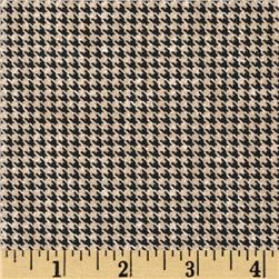Keys Houndstooth Linen