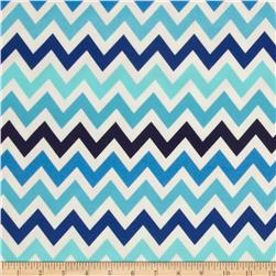 Remix Flannel Chevron Pacific