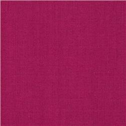 Cotton & Steel Solids Raging Ruby
