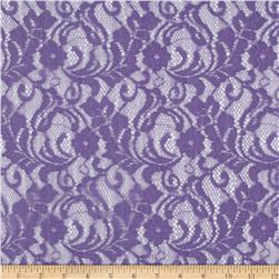 Classic Lace Smoky Purple