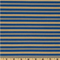 Sunset Beach Stripes Blue