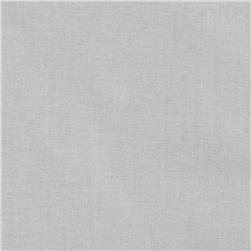 American Made Brand Solid Light Grey Fabric