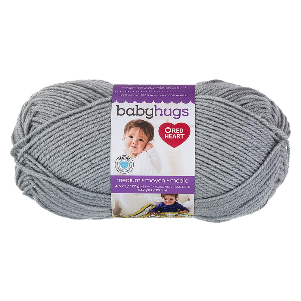 Red Heart Baby Hugs Medium Yarn Dolphin