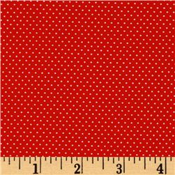 Pin Dot Red