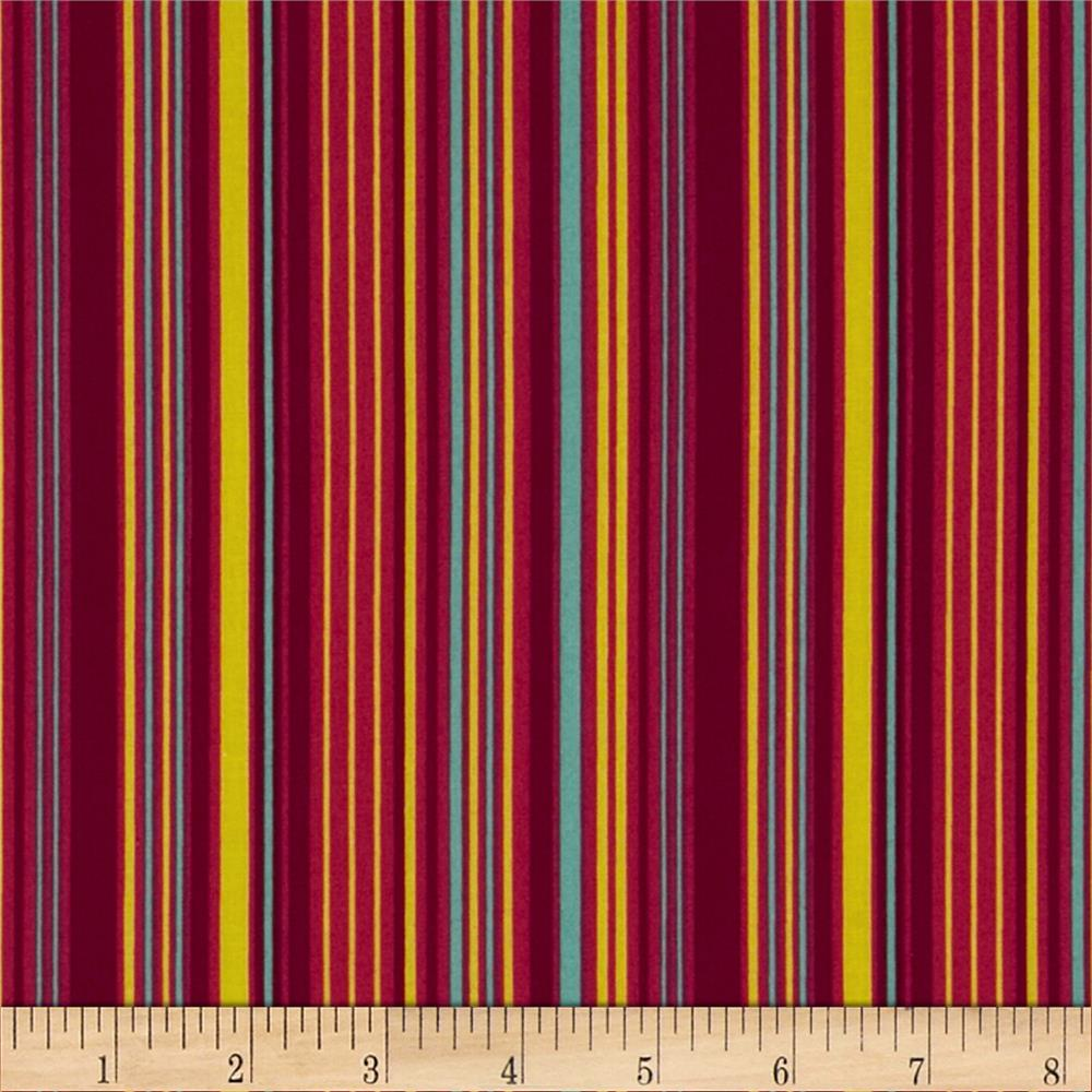 Cottonwood Stripes Bright Multi