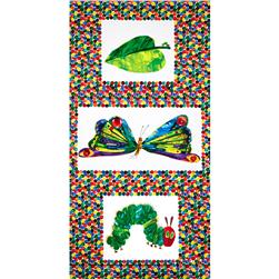 The Very Hungry Caterpillar Transformation Panel Fabric